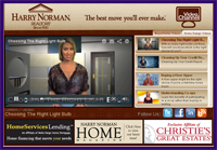 Harry Norman, Realtors Video Site